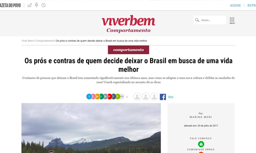 Os prós e contras de quem decide deixar o Brasil em busca de uma vida melhor